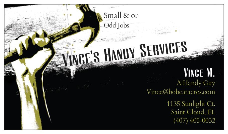Vince's Handy Services